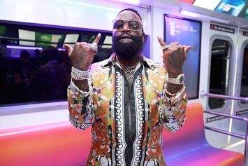 """Rick Ross Applauds Drake For """"Remaining A Stand Up Guy"""" Over The Years"""