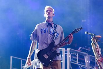 Machine Gun Kelly Is Working On A Pop-Punk Album
