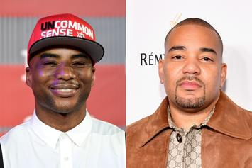 Charlamagne Tha God Gifts DJ Envy A Mold Of His Booty As Late X-Mas Gift