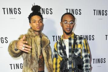 Rae Sremmurd's Swae Lee Issues Heartbroken Reaction To Step-Father's Murder
