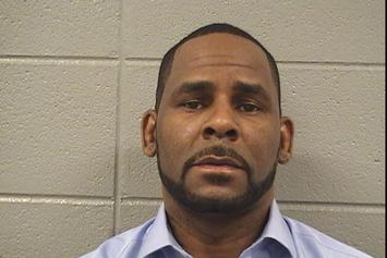 """R. Kelly's GF Azriel Clary Switches On Singer & Shares Cryptic """"Jail"""" Post"""