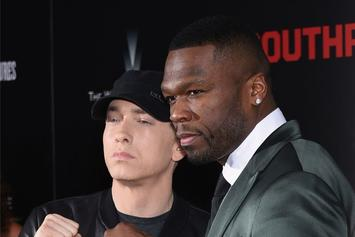 "50 Cent Told Eminem To Ignore Nick Cannon: ""You Can't Argue With A Fool"""