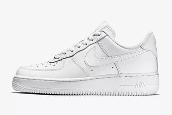 """Clot x Nike Air Force 1 Low """"Rose Gold"""" Drops Soon: Detailed Photos"""
