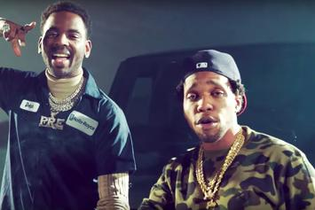 """Curren$y & Young Dolph Link Up For """"All Work"""" Visuals"""