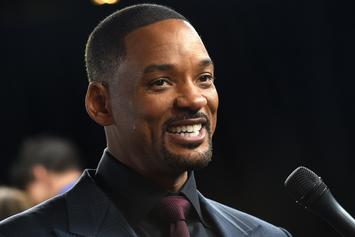 """Will Smith Drops Off """"Brand New Funk"""" Performance On """"Sway's Universe"""""""