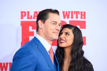 John Cena Looks Forward To Celebrating Valentine's Day With Girlfriend Shay Shariatzadeh