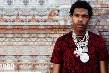 Lil Baby Just Got The Illest Iced-Out Baby Zombie Chain