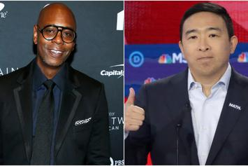 Dave Chappelle Endorses Presidential Candidiate Andrew Yang After Donald Glover