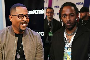 """Martin Lawrence Reacts To Kendrick Lamar Walking Out Of Interview Over """"Martin"""""""