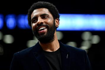Kyrie Irving Reveals What He Thinks Caused His Shoulder Injury
