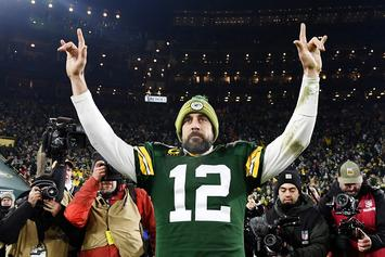 Aaron Rodgers Takes Jovial Jab At 49ers Star Richard Sherman