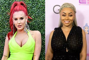 "Blac Chyna Gets Awkwardly Roasted By ""Wild 'N Out"" Star Justina Valentine"
