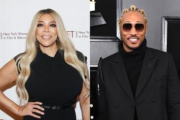 Wendy Williams' Violent Comments About Lori Harvey & Future Earn Backlash
