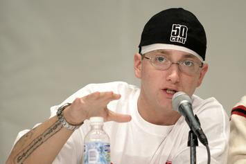 "Eminem Continues To Fire Shots At Lord Jamar On ""I Will"""