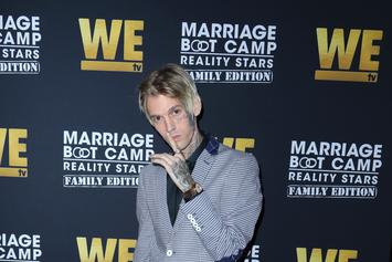 Aaron Carter Gets Nasty After Being Called Out For Stealing Artist's Work