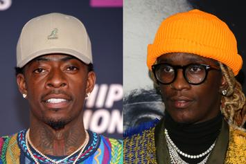 Rich Homie Quan Says He Wants To Talk To Young Thug Before They Work Together