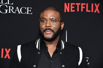 "Tyler Perry's Netflix Movie, ""A Fall From Grace"", Gets Ripped Apart On Twitter"