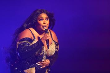 """Lizzo Enters Meme Territory With """"This Is For Rachel"""" Bikini Thirst Trap"""
