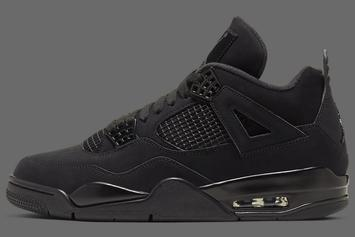 "Air Jordan 4 ""Black Cat"" Drops Today: Purchase Links"
