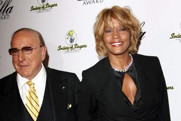 "Clive Davis Plans Whitney Houston Biopic Because Her Story ""Has Not Been Told Yet"""