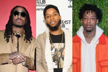 Tory Lanez Upset Quavo & 21 Savage Didn't Call Him For All-Rap Pick-Up Game