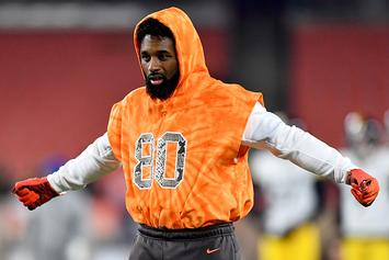 Jarvis Landry Puts On A Clinic In Pro Bowl Dodgeball Competition: Watch