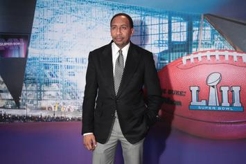 Stephen A. Smith Gives Tom Brady Stern Advice Ahead Of Free Agency