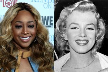 Trina & Marilyn Monroe Lookalike Debate Sparks Wild Celebrity Comparisons