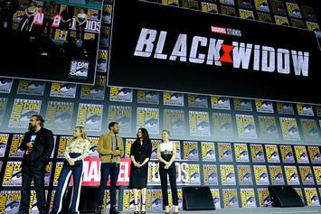 "Marvel Issues ""Black Widow"" Comic To Coincide With The Upcoming Film"