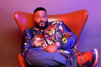 DJ Khaled Reveals The Name Of His Second Son