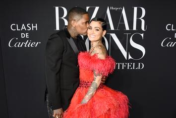 YG & Kehlani Get Back Together At Meek Mill's Grammys After-Party: Watch