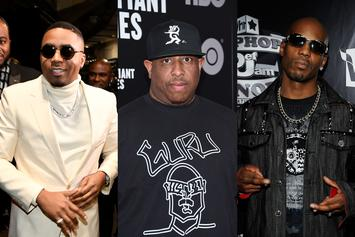 "Nas, DMX, Gang Starr & The Lox To Join Forces For ""Gods Of Rap II"" Tour"