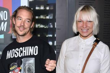 "Diplo Responds To Sia's Sex Proposition, Loves That She's A ""Loose Cannon"""