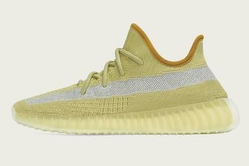 """Marsh"" Yeezy Boost 350 V2 Available Early: Resale Price Report"