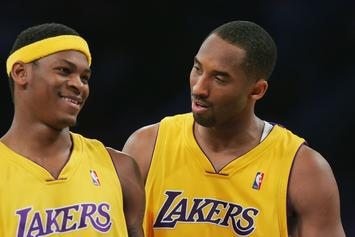 """Smush Parker Regrets Feud With Kobe Bryant: """"I Was Wrong & I'm Sorry"""""""