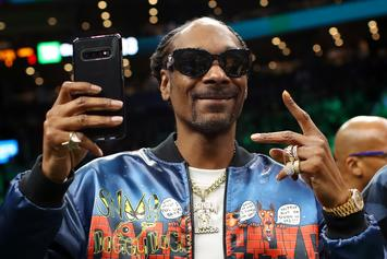"""Snoop Dogg Draws Attention To """"RIP Kobe"""" Braids By Talented Hairstylist"""