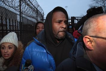 R. Kelly's Request For Accusers' Names To Be Revealed Denied