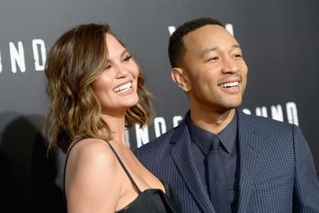 Helicopter From Chrissy Teigen & John Legend's Super Bowl Ad Cut Admist Kobe Tragedy