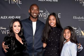 Vanessa Bryant Shares Purple & Gold Sunset, Kobe Bryant's Sister Speaks