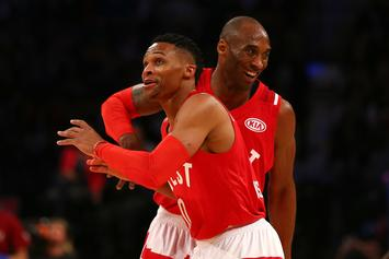Russell Westbrook Pens Emotional Statement Regarding Kobe Bryant