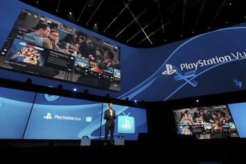 Sony Pulls The Plug On PlayStation Vue Streaming Service