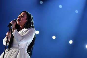 Demi Lovato Predicted She'd Sing National Anthem At Super Bowl A Decade Ago