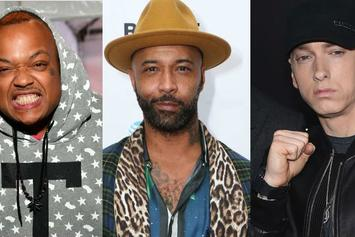 "D12's Bizarre Details Joe Budden Beef With Shady Crew: ""You Disloyal, B*tch Ass"""