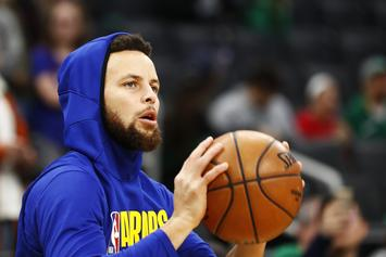 Steph Curry Comments On Recent Andre Iguodala Grizzlies Slander