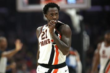Patrick Beverley Clowned After Joining All-Star Game Skills Competition