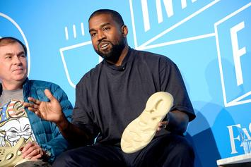 Kanye's Adidas Yeezy Boost 700 MNVN Revealed In New On-Foot Photos