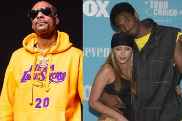 Snoop Dogg Reflects On The Moment When Kobe & Vanessa Bryant Met