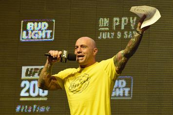 Joe Rogan Named Highest-Earning Podcaster By Forbes, Making $30 Million A Year