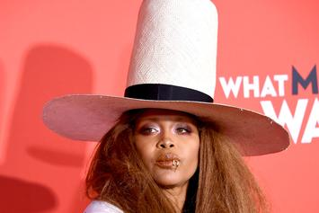 Erykah Badu Burns Own Panties To Create Vagina-Scented Fragrance
