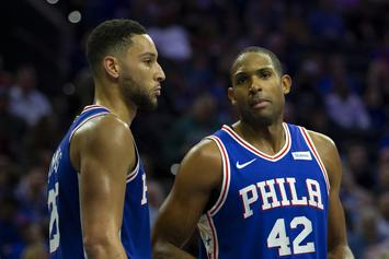 Al Horford Admits There Are Problems In The 76ers Locker Room
